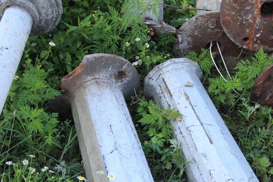 О месте установки телеграфных столбов Индоевропейской телеграфной связи станет известно после их реставрации