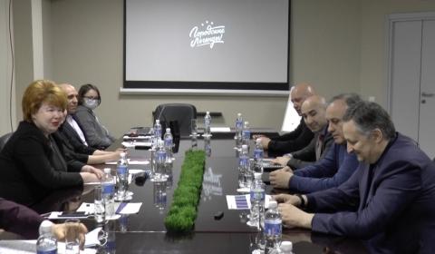 Чебоксары заинтересованы в развитии туризма с Сухумом