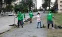 В Новом районе прошло мероприятие в рамках акции «Всемирный день чистоты» (видео)