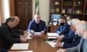 Беслан Эшба принял участие в первом заседании Госкомиссии по увековечению памяти Тараса Шамба